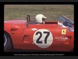 1962 Ferrari 268 SP by Fantuzzi - $Buck Fulp/Harry Heuer, #27, 12 Hours of Sebring, 23 March 1963.