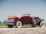 1930 Duesenberg Model SJ Convertible Victoria by the Rollston Company - $