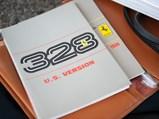 1987 Ferrari 328 GTS  - $