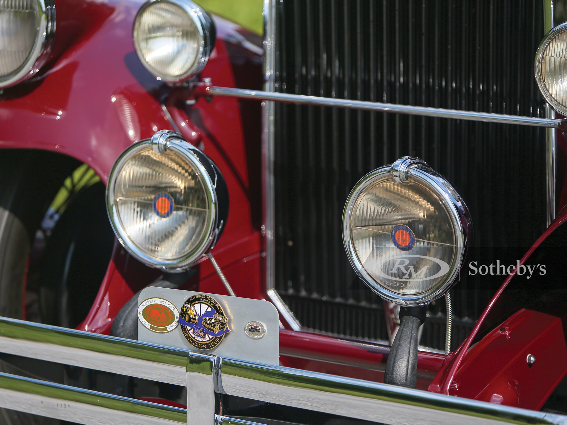 1931 Pierce-Arrow Model 43 Five-Passenger Sedan  -