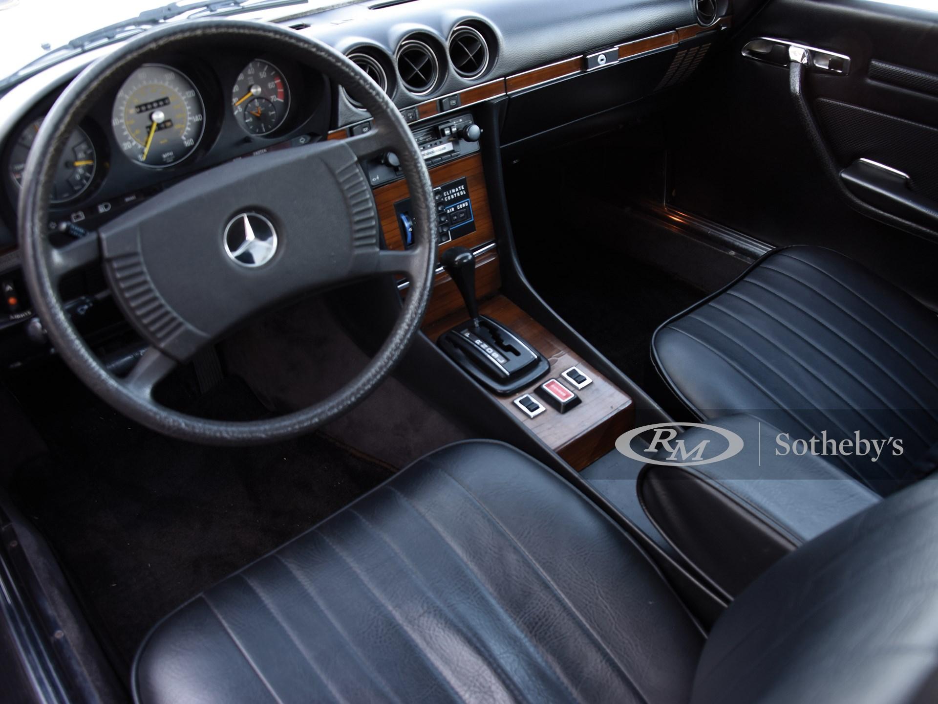 1979 Mercedes-Benz 450 SL  -