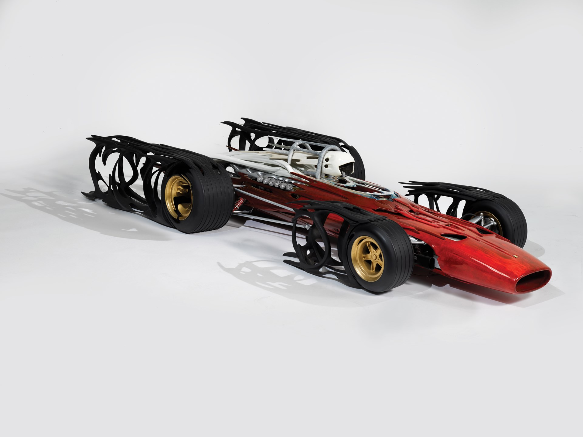 312 Ferrari by Dennis Hoyt, 2003