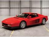 1992 Ferrari Testarossa  - $