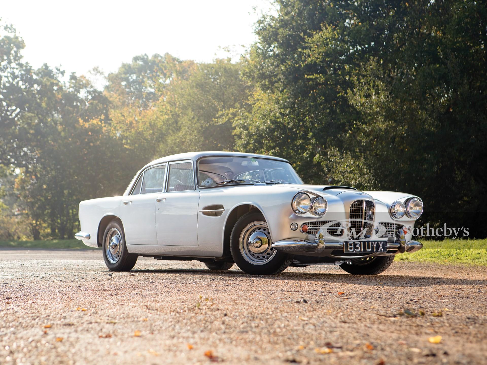 1962 Aston Martin Lagonda Rapide Paris 2019 Rm Sotheby S