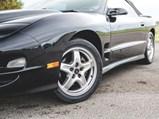 2001 Pontiac Firebird Trans Am WS6 Convertible  - $