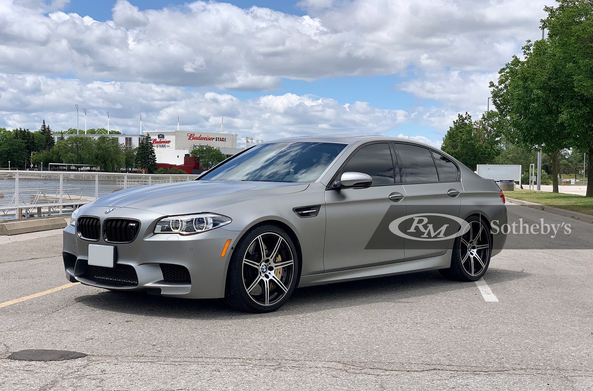 RM Sotheby's Open Roads Fall 2020, Blog, 2015 BMW M5 30 Jahre