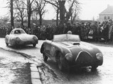 1939 Porsche Type 64  - $Korneuburg road race, Austria, April 6, 1952.