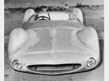 1961 Chaparral 1 Prototype  - $Chassis 001 at Troutman and Barnes in the spring of 1961.