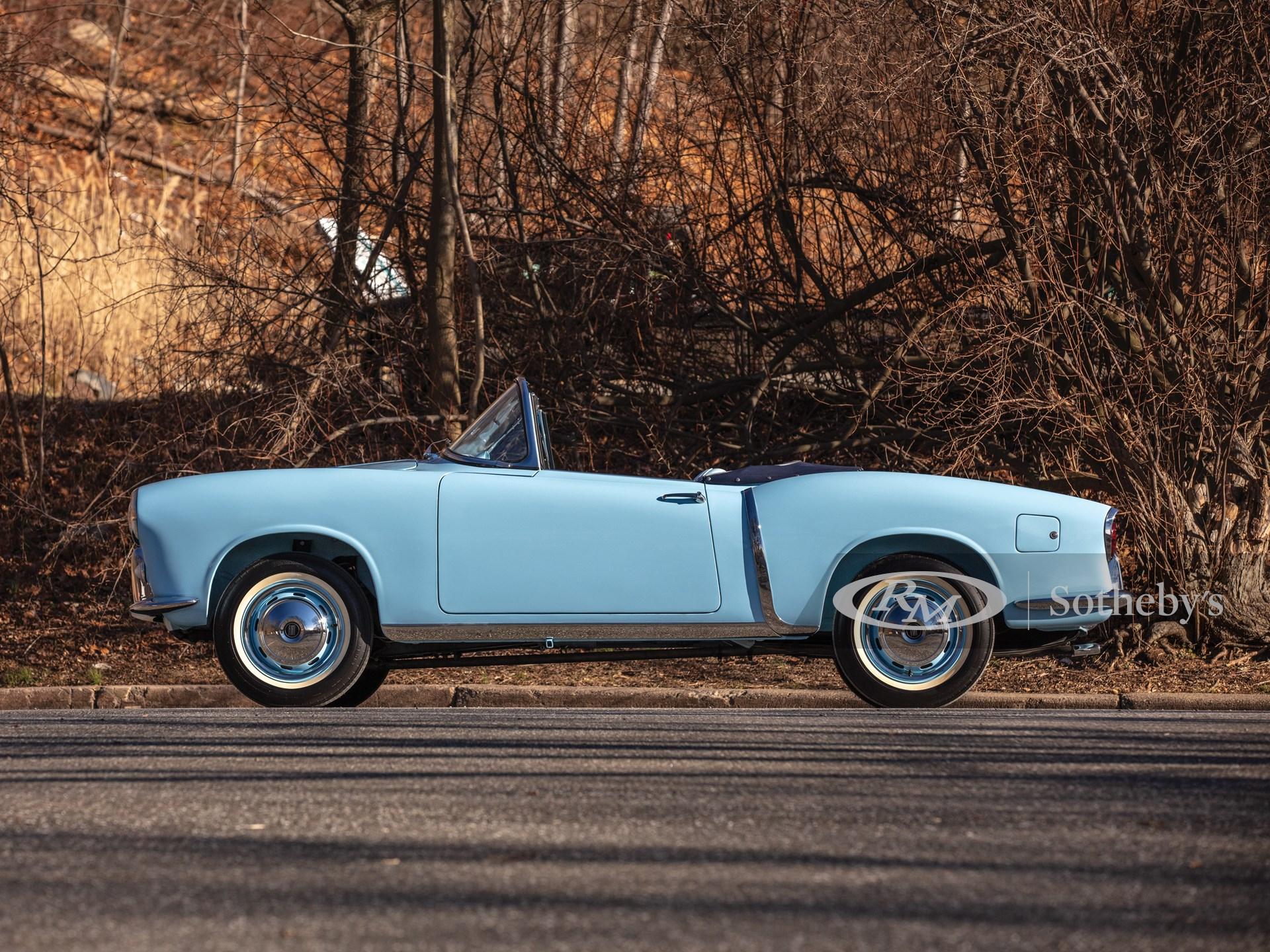 1959 Fiat 1200 TV Spider  -