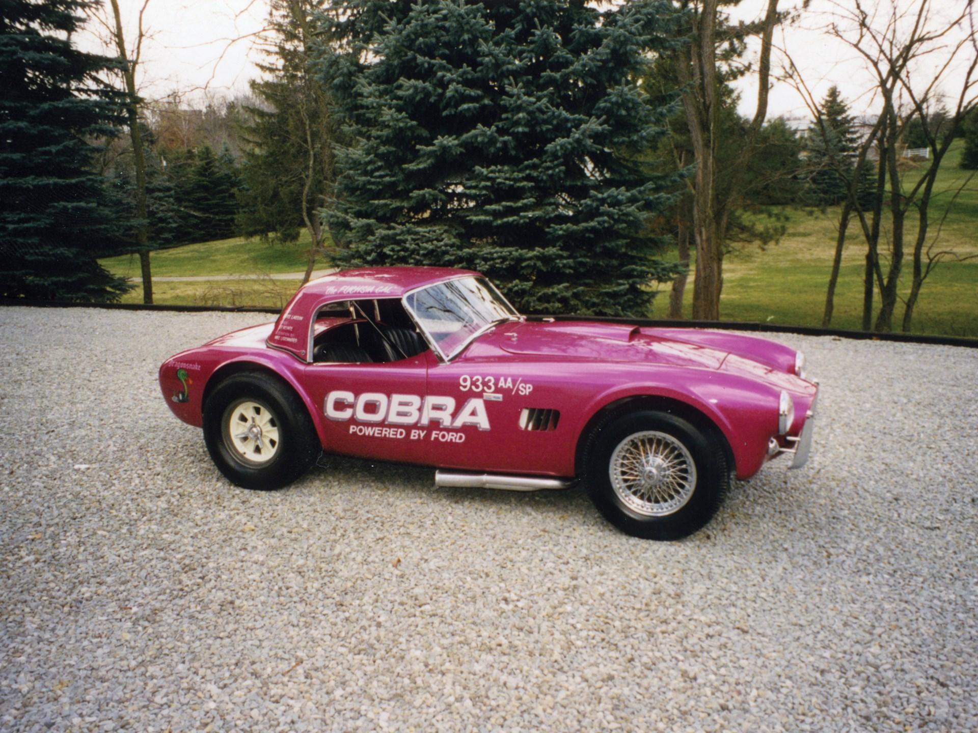 1963 Shelby 289 Cobra 'Dragonsnake'