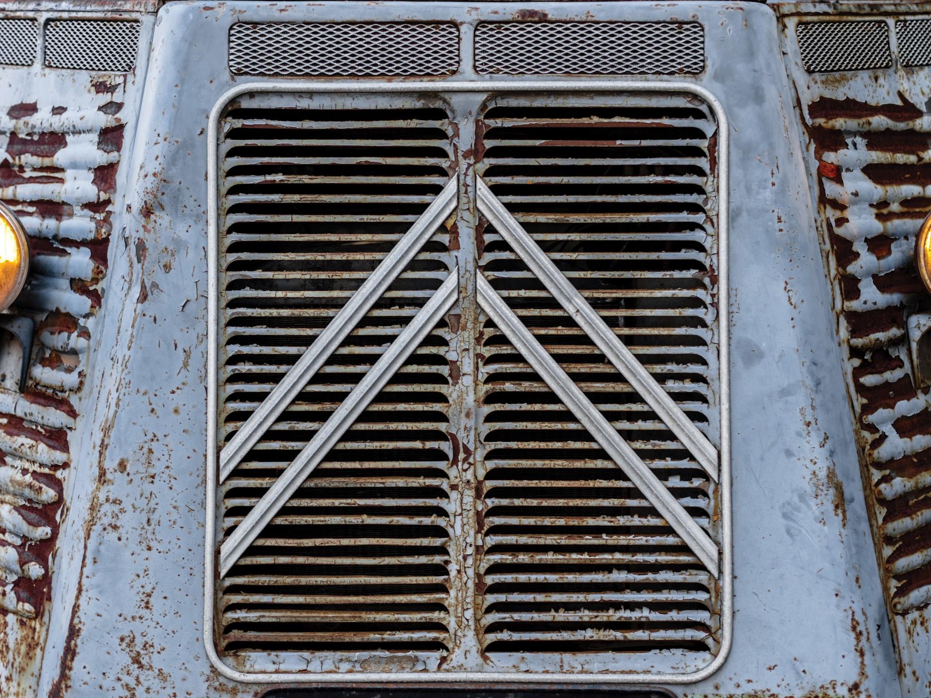 1950 Citroën HY Panelvan