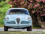 1957 Alfa Romeo Giulietta Sprint Veloce Alleggerita by Bertone - $1/125, f 4, iso100 with a {lens type} at 200 mm on a Canon EOS-1D Mark IV.  Ph: Cymon Taylor