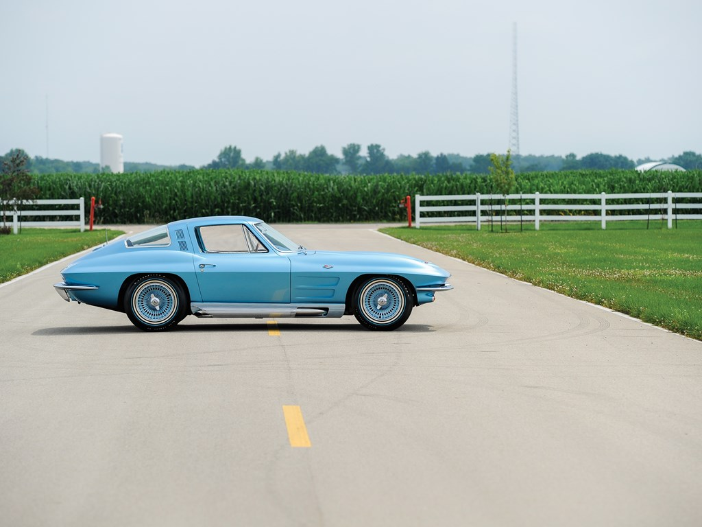 """1964 Chevrolet Corvette Sting Ray GM Styling Coupe """"GPV-57"""""""