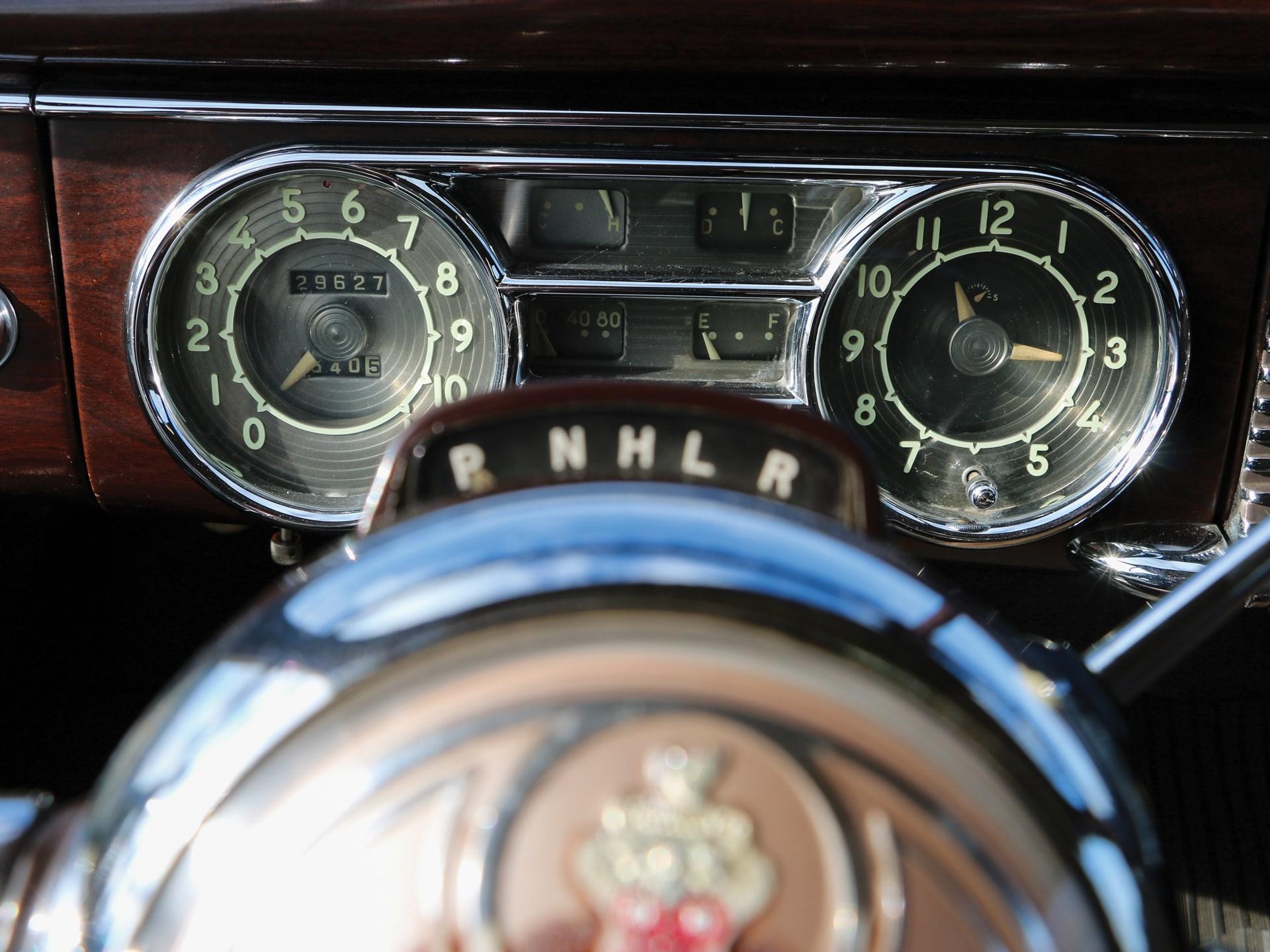 1950 Packard Deluxe Eight Sedan