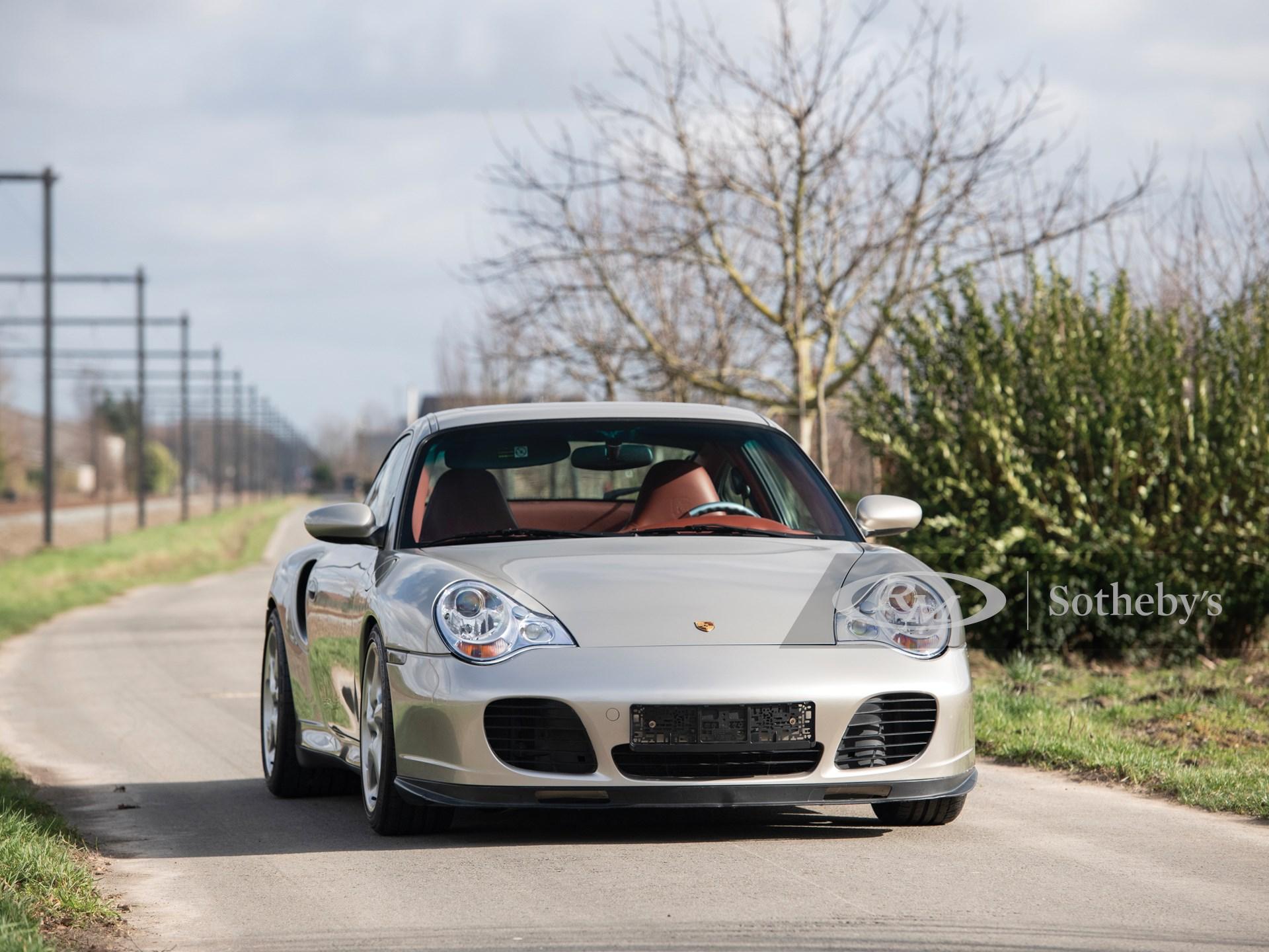2005 Porsche 911 Turbo S Coupé  -