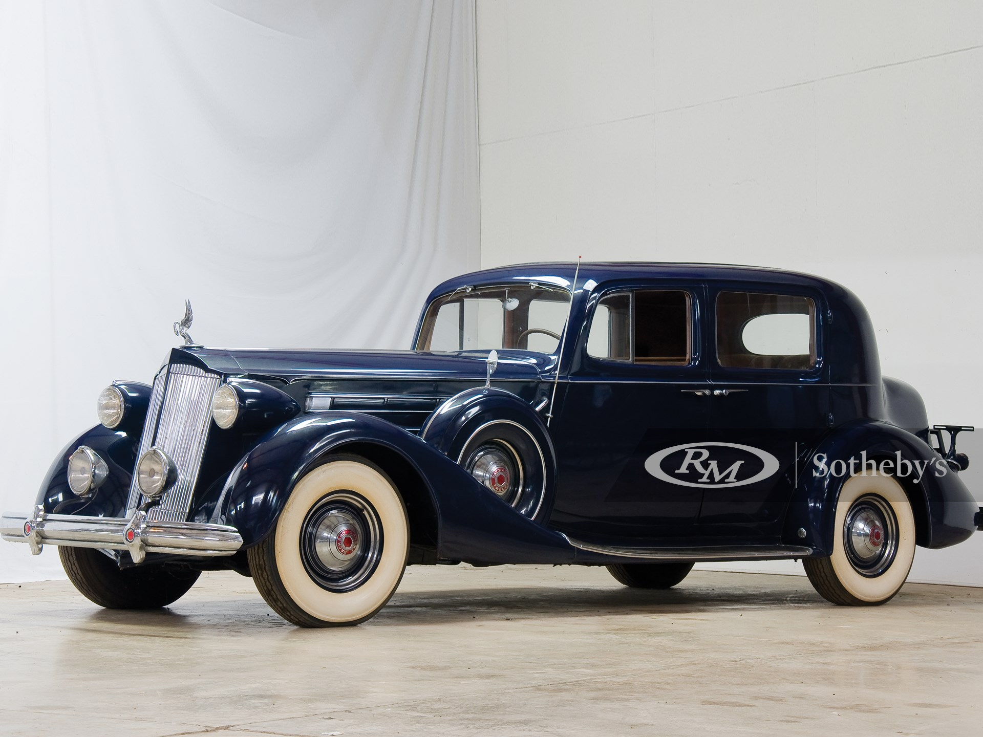 1937 Packard Twelve Club Sedan