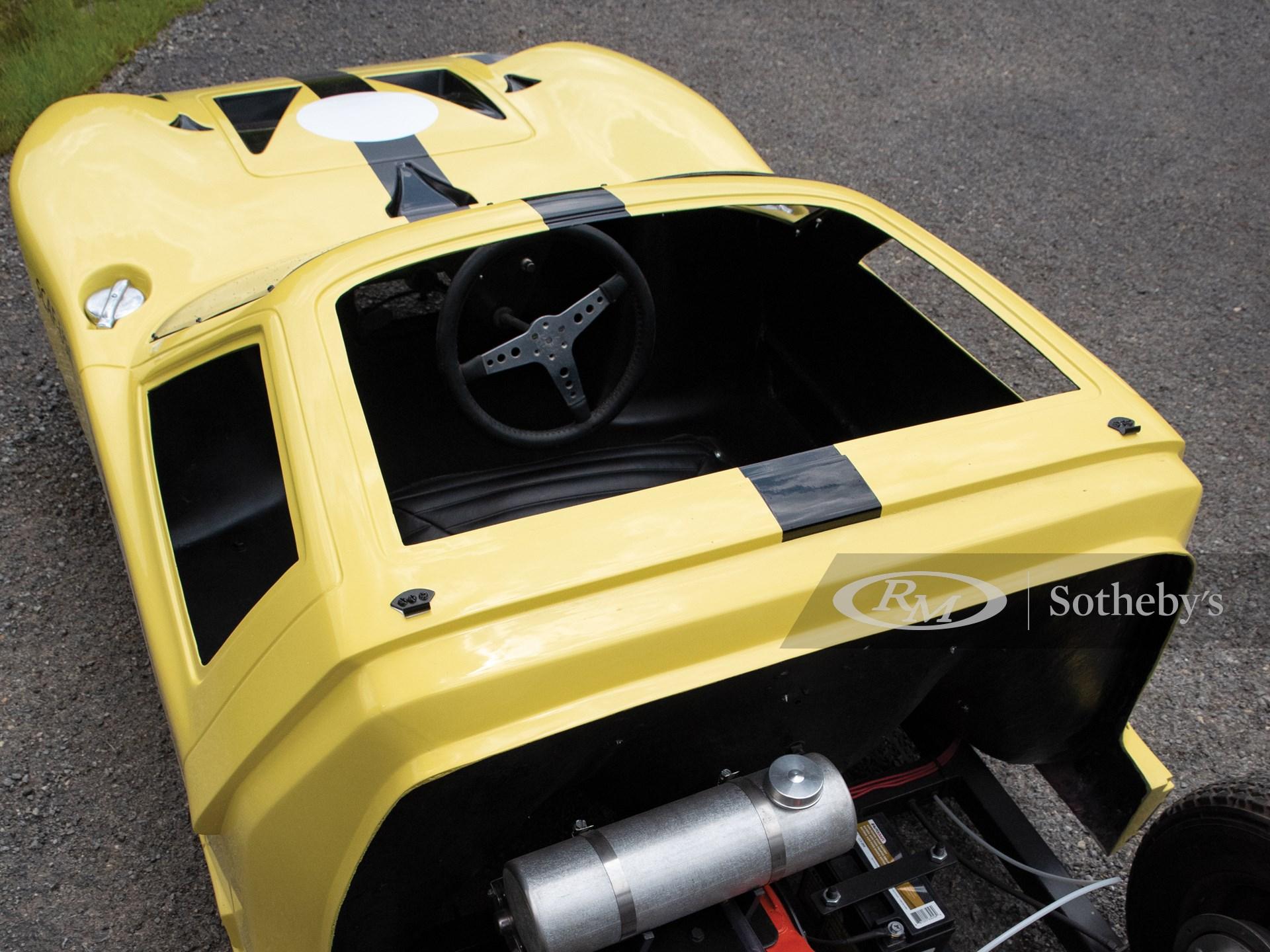 Ford Mini GT 40 by SCAF, 1968 -