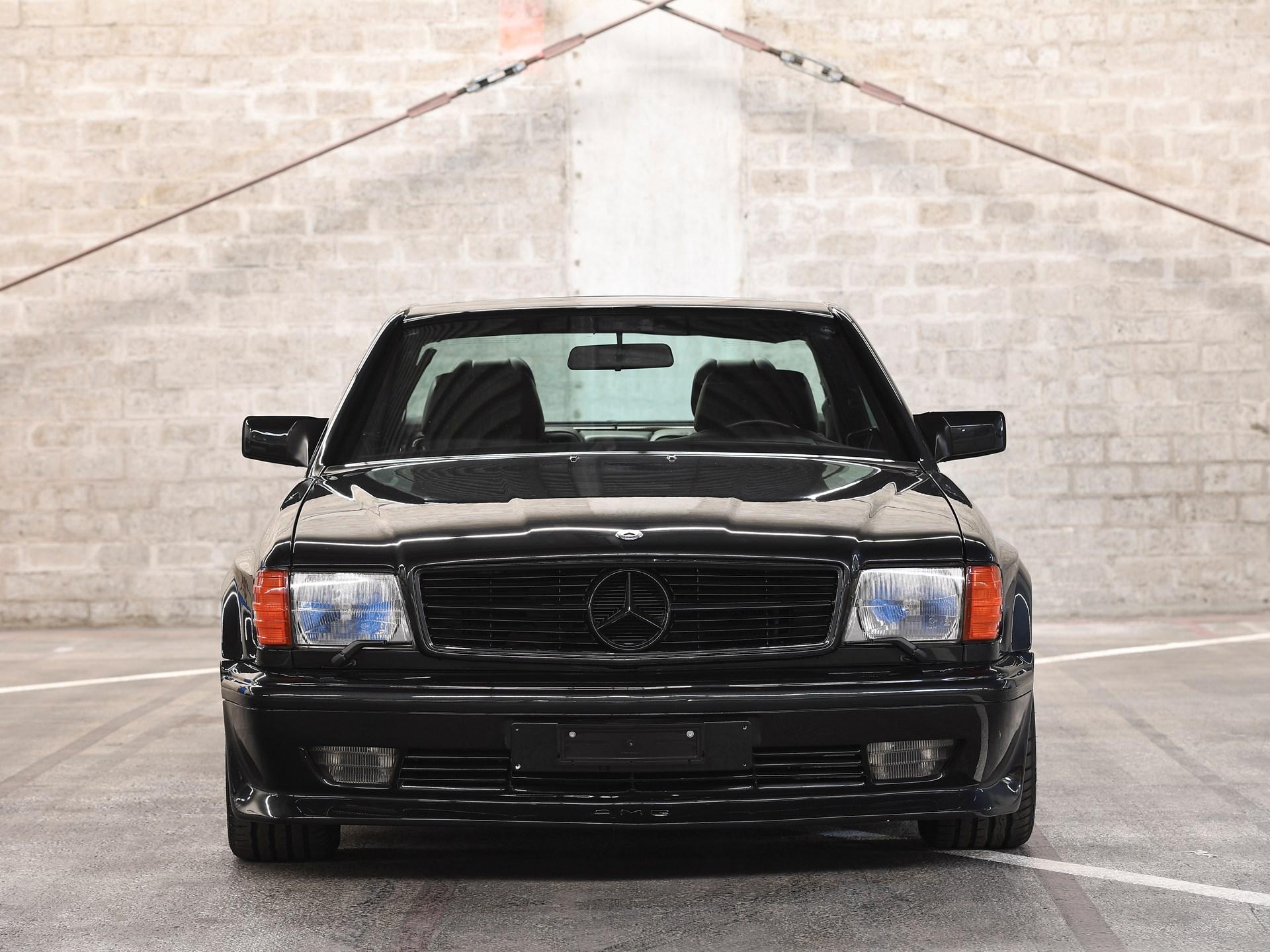 rm sotheby 39 s 1989 mercedes benz 560 sec amg 6 0 39 wide body 39 paris 2019. Black Bedroom Furniture Sets. Home Design Ideas