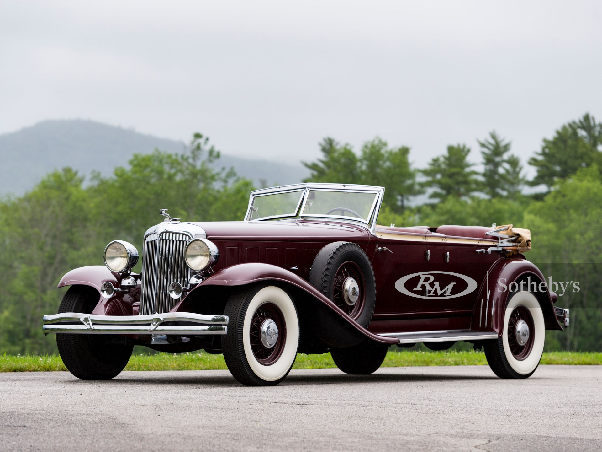 1932 クライスラー CL インペリアル