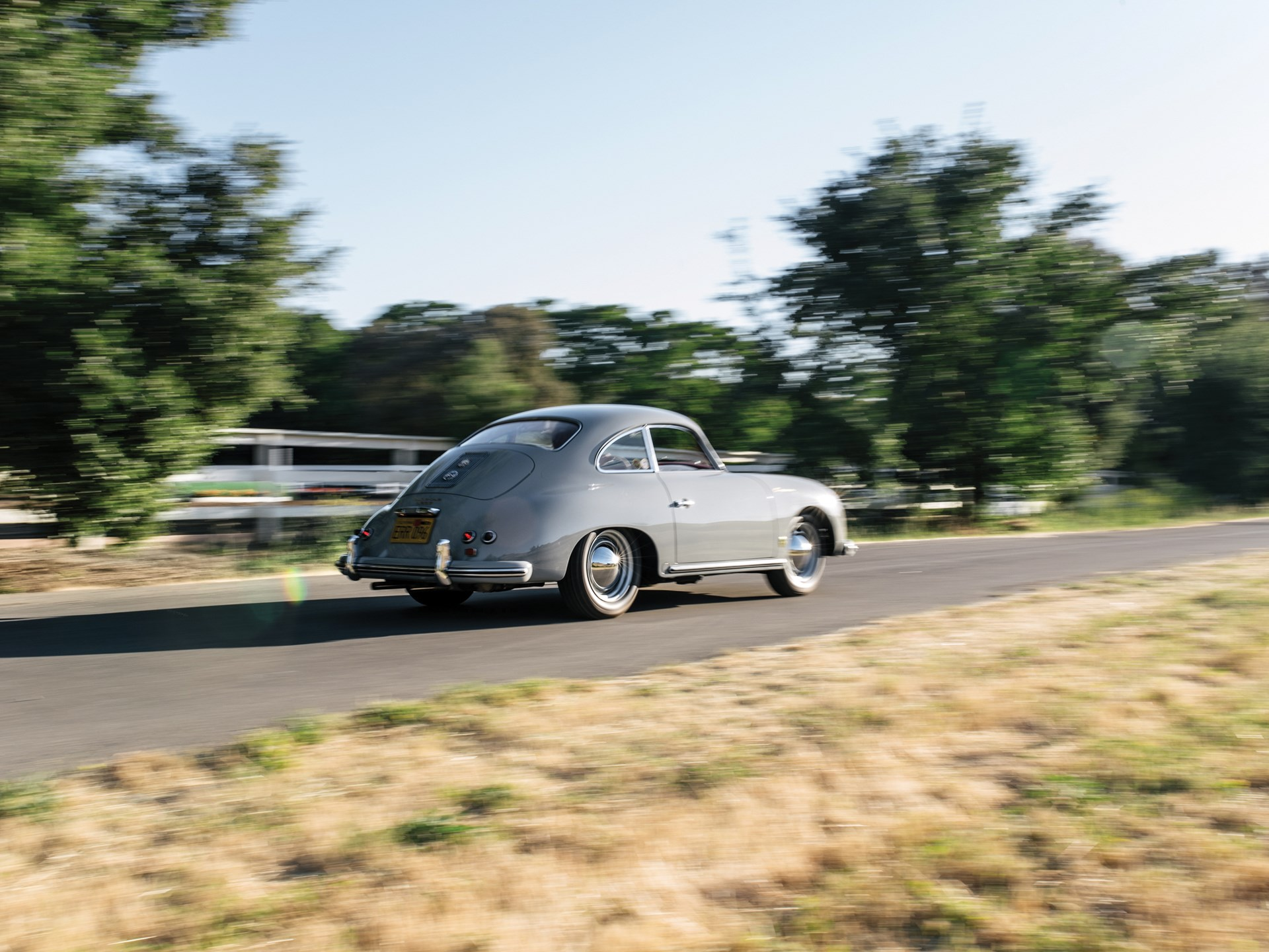 1956 Porsche 356 A European Coupe by Reutter