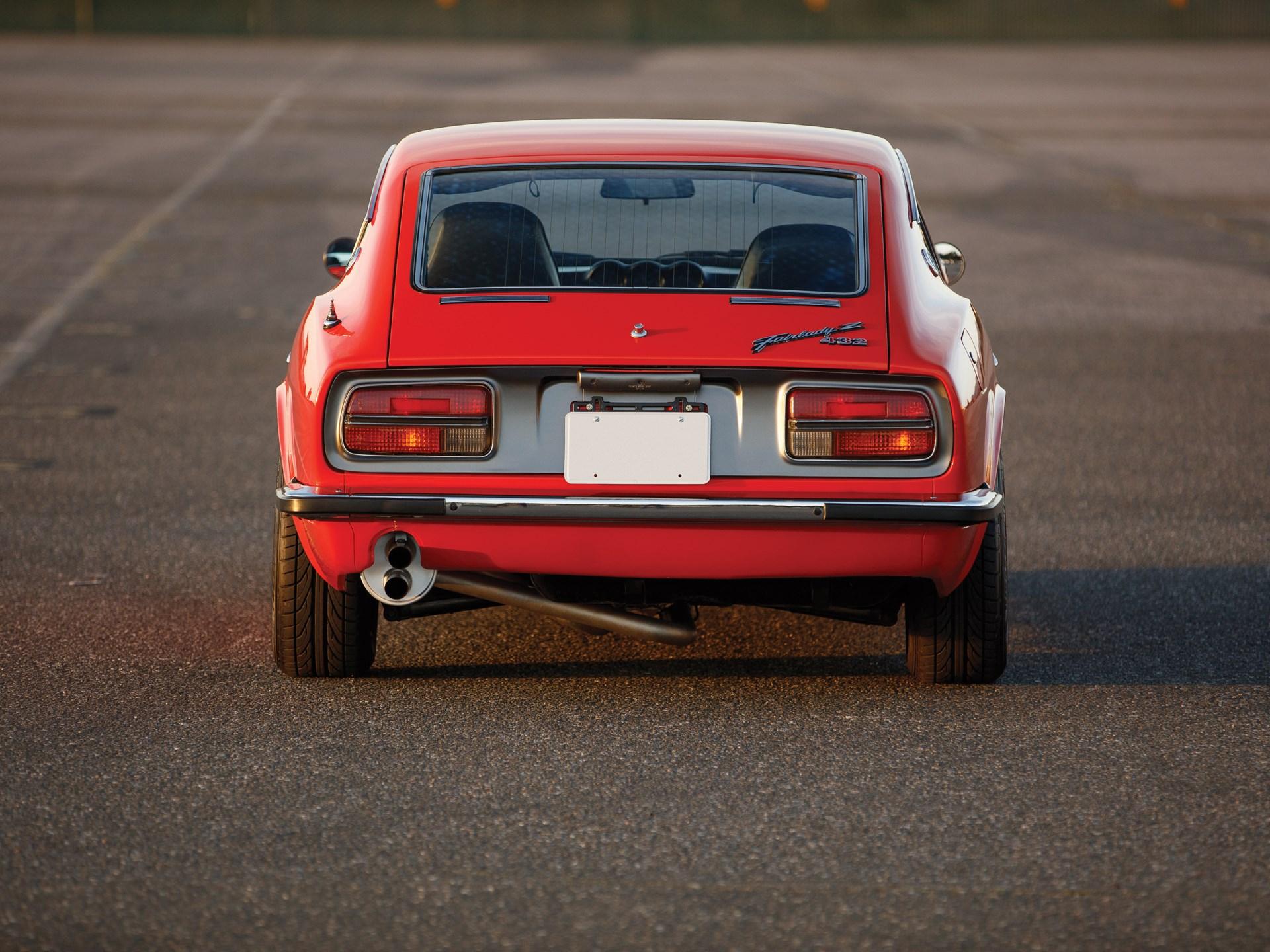 Rm Sotheby S 1970 Nissan Fairlady Z 432 Amelia Island 2017