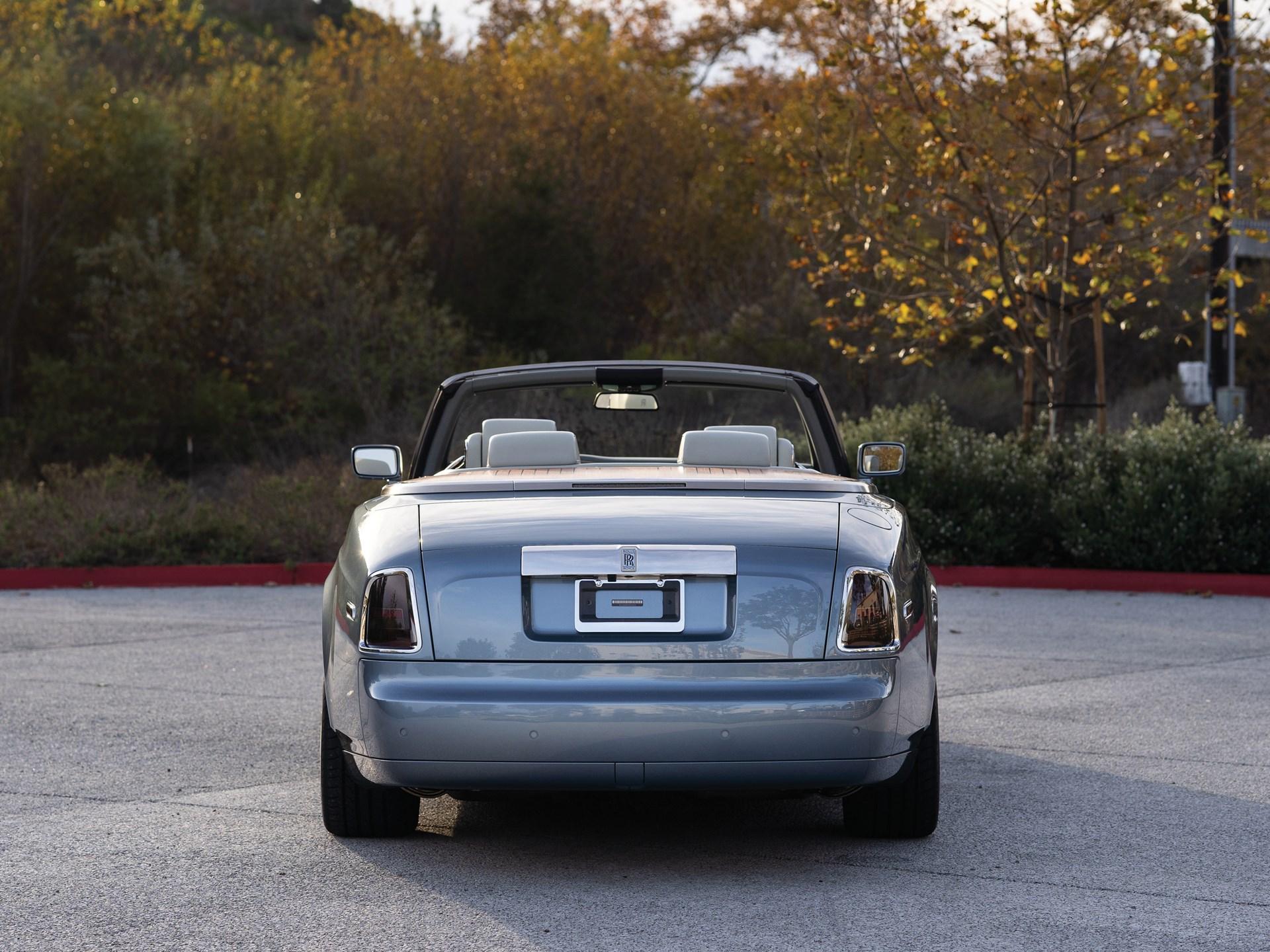 2009 Rolls Royce Phantom Drophead Coupe