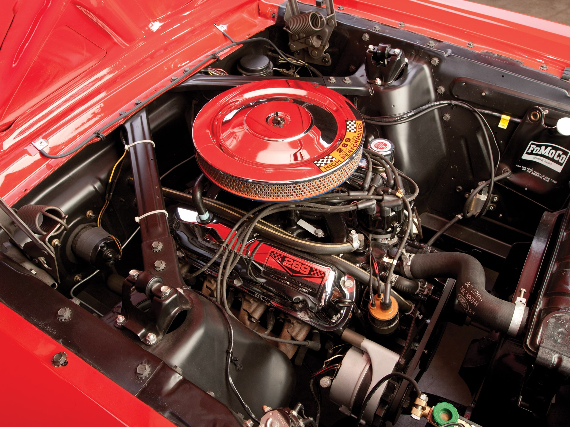 RM Sotheby's - 1965 Ford Mustang Fastback 'K-Code'   Sam