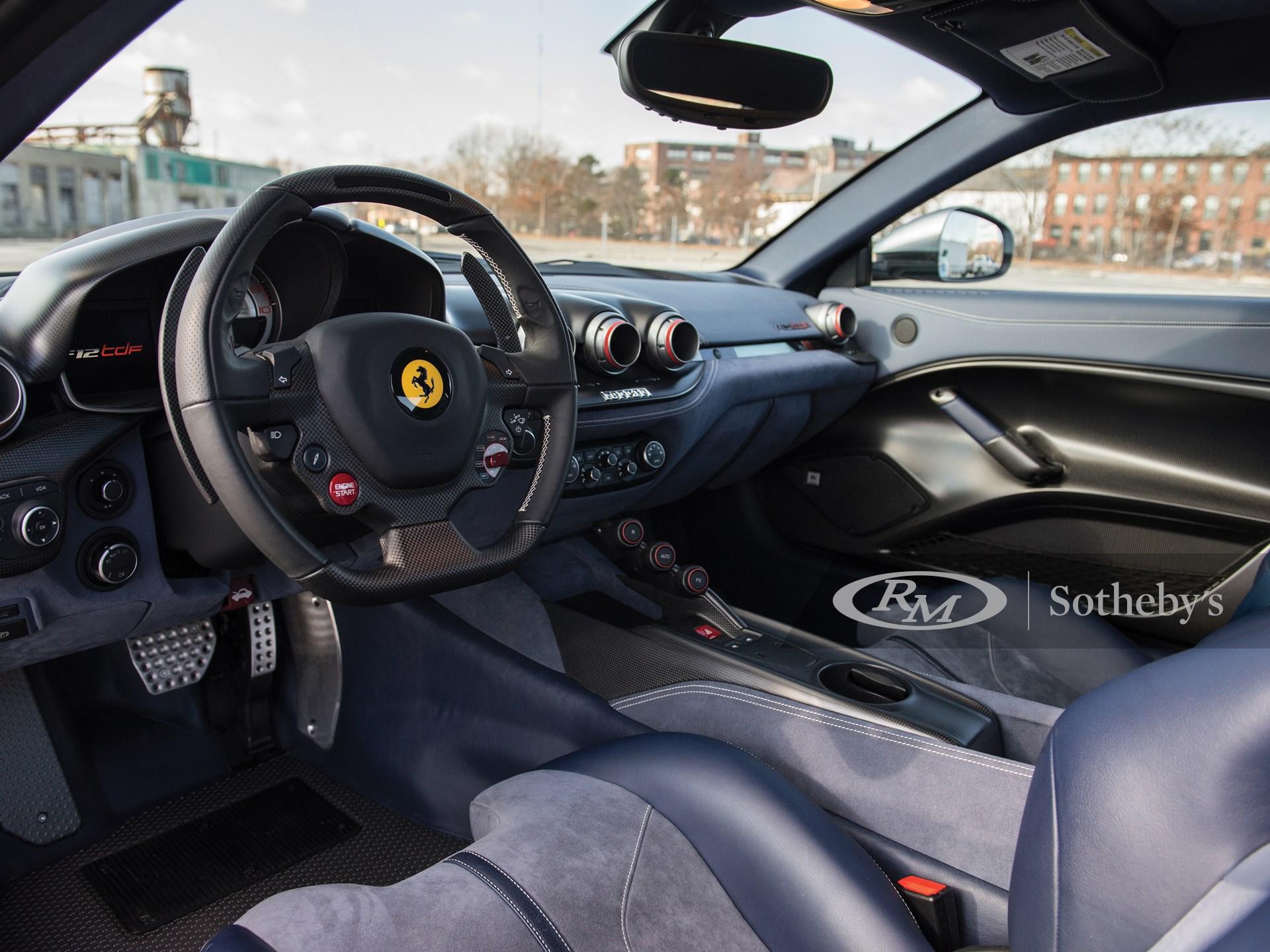 2017 Ferrari F12tdf  -