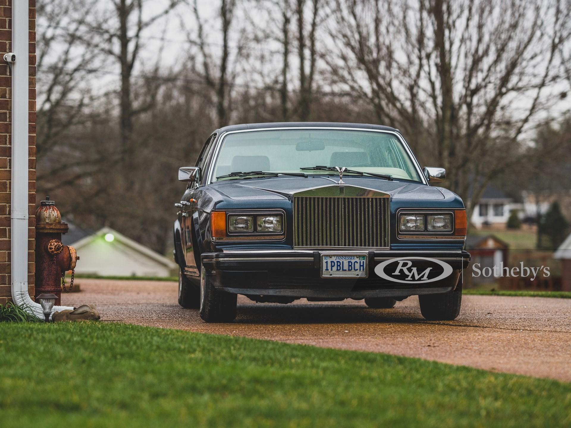 1990 Rolls-Royce Silver Spur II