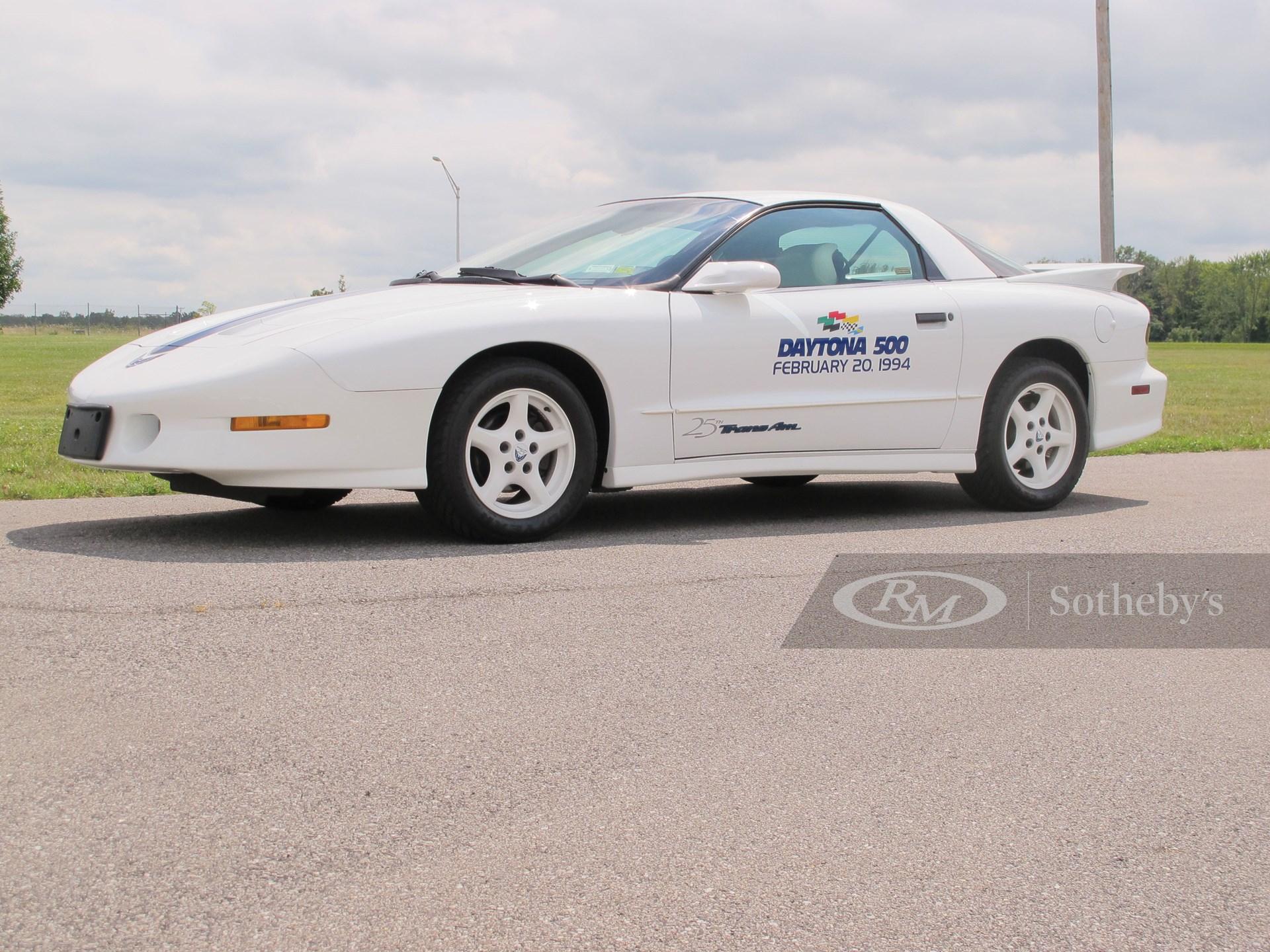 1994 Pontiac Firebird Trans Am 25th Anniversary Edition Daytona 500