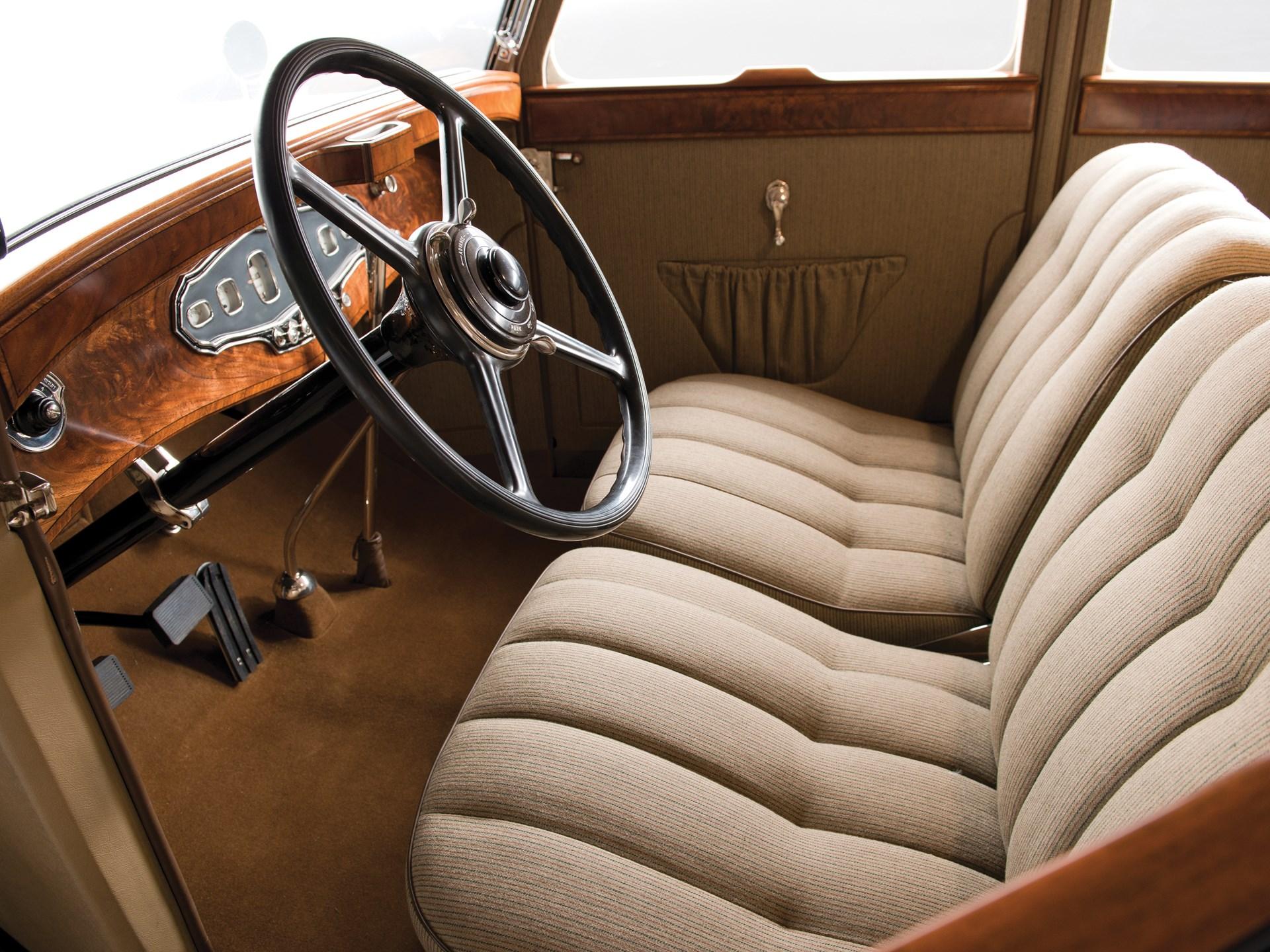 1930 Stutz SV-16 Monte Carlo by Weymann