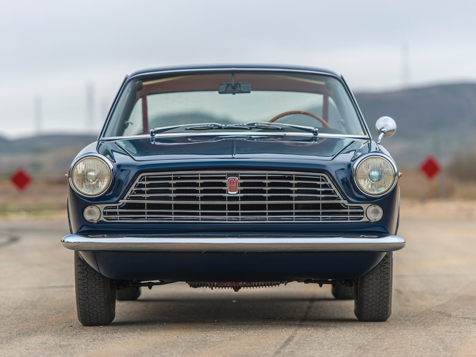 1964 Fiat 2300 S Coupe by Ghia