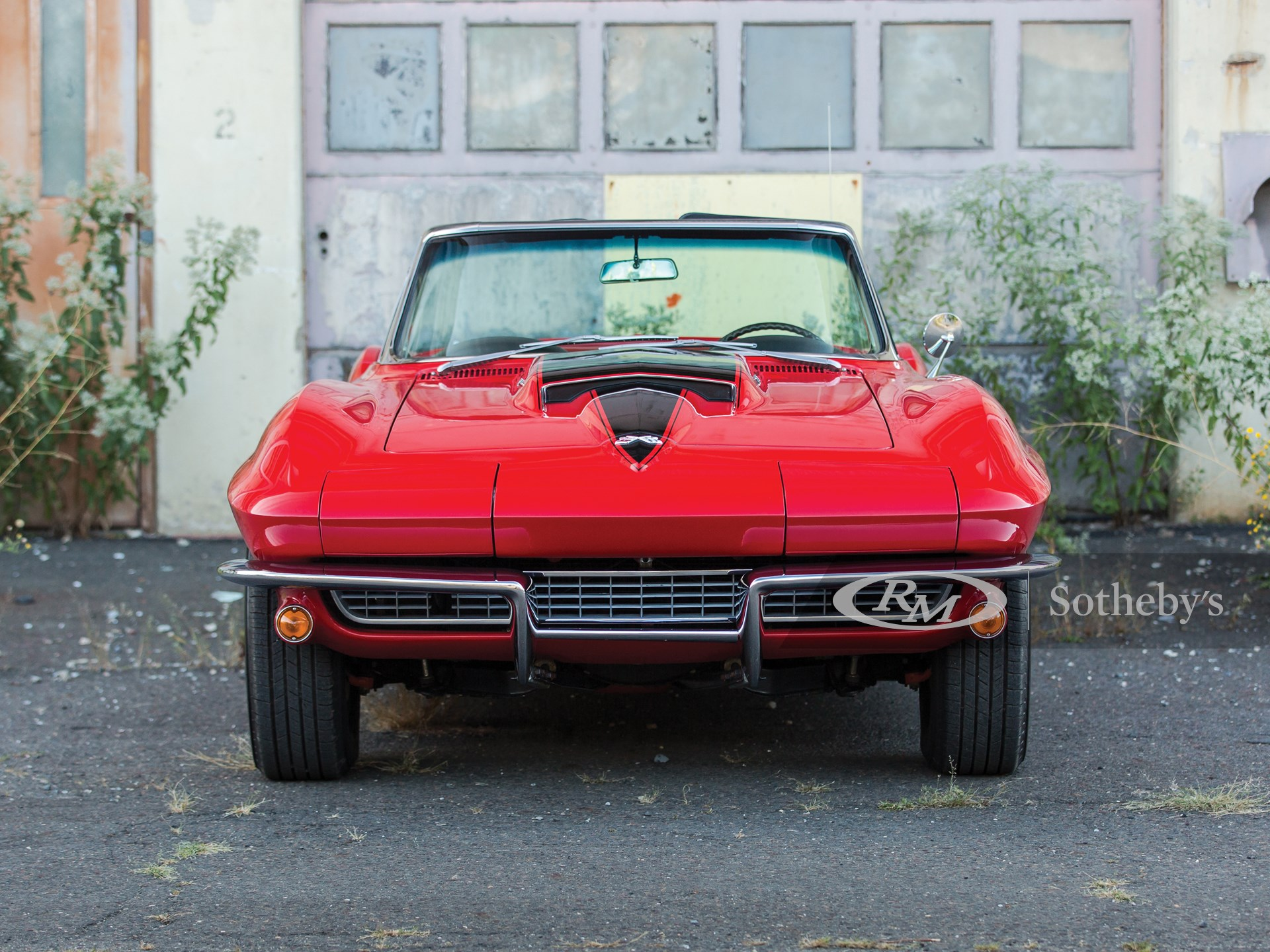 1967 Chevrolet Corvette Sting Ray 427/390 Convertible  -