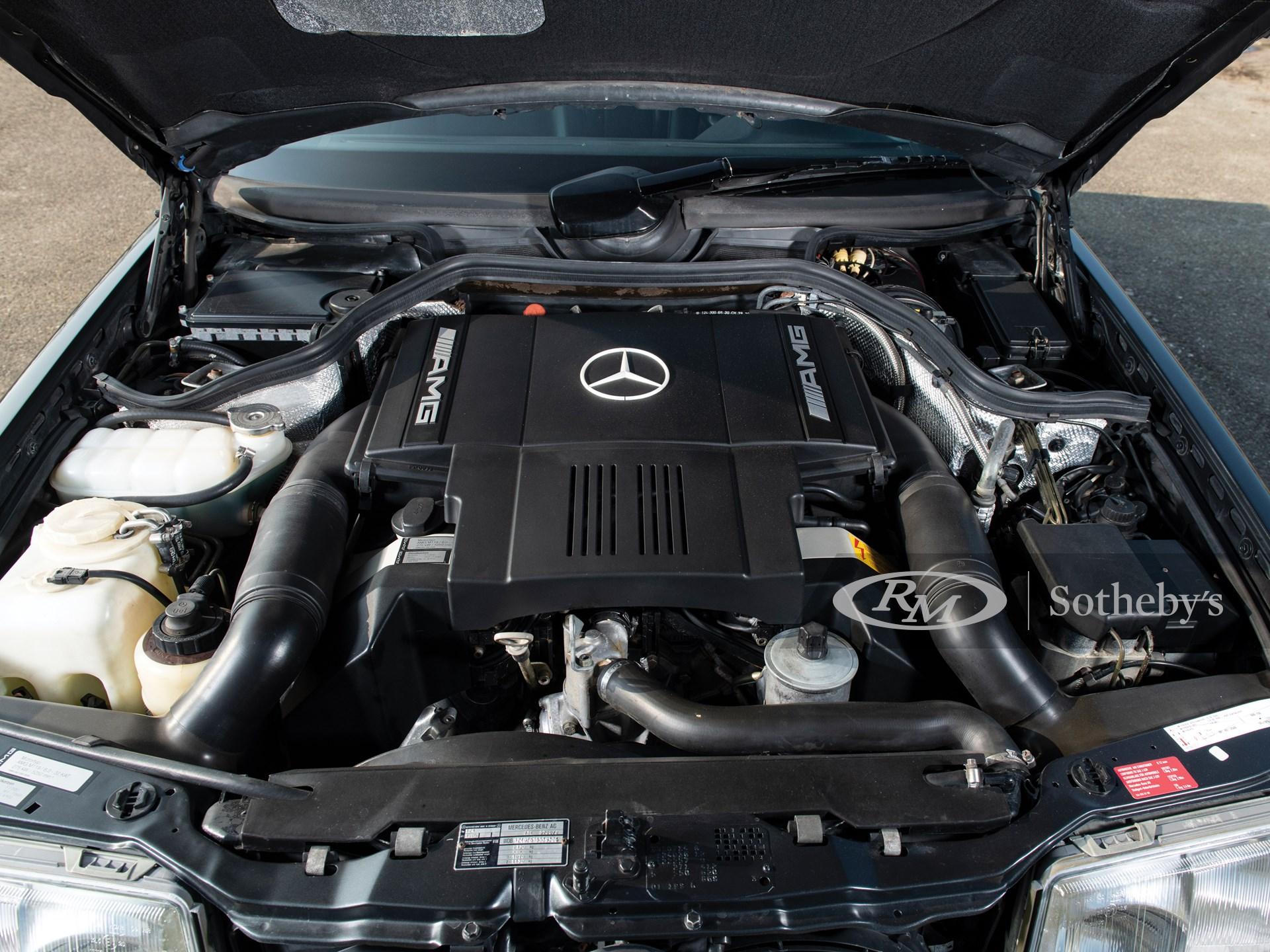 1993 Mercedes-Benz 500 E 6.0 AMG  -