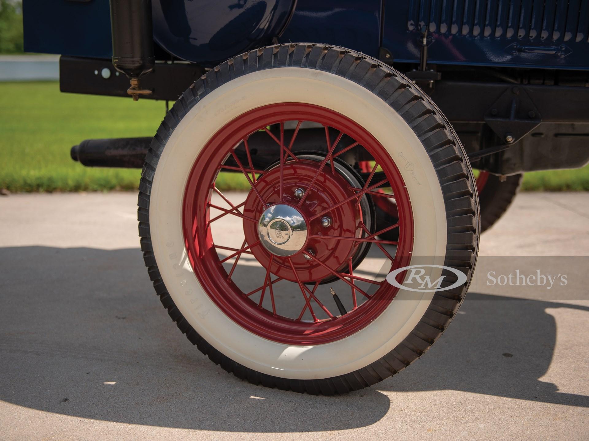 Ford Model A Air Compressor by Gordon Smith & Co. -