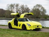 2013 Mercedes-Benz SLS AMG Coupé Electric Drive  - $
