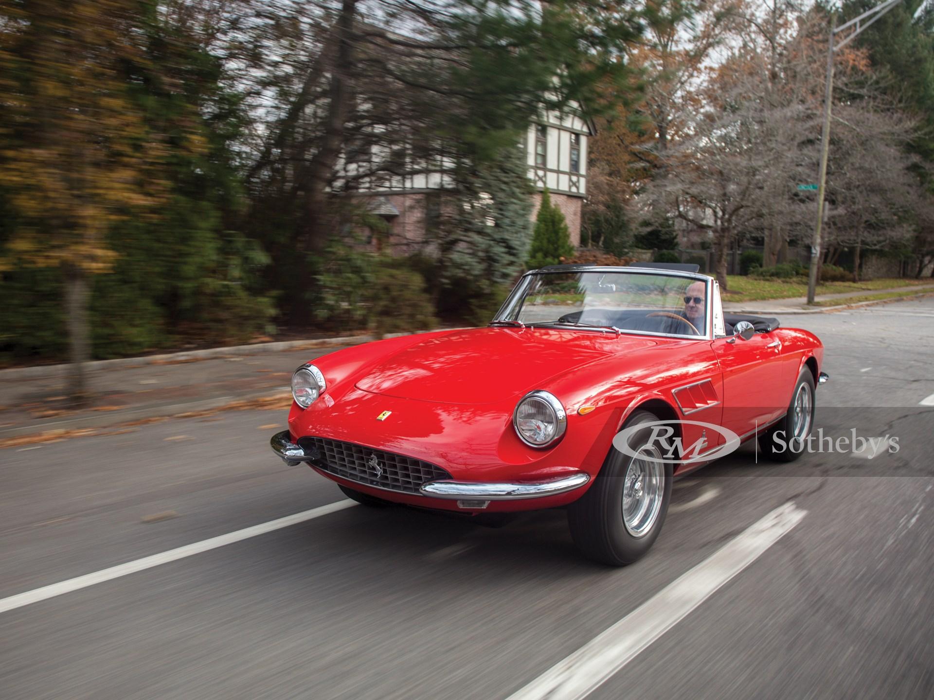 1967 Ferrari 330 Gts By Pininfarina Arizona 2018 Rm Sotheby S