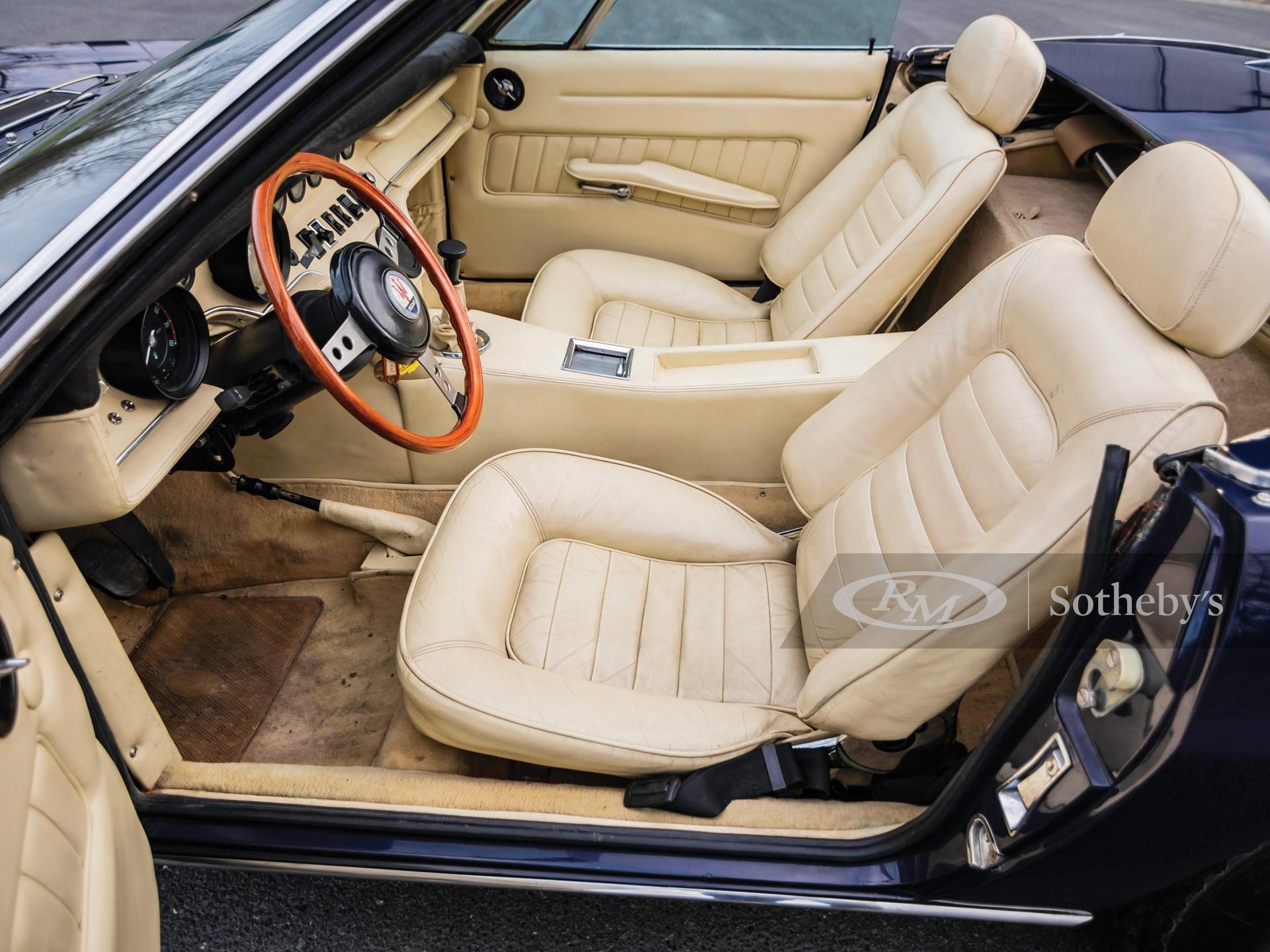 1970 Maserati Ghibli 4.7 Spyder Conversion  -