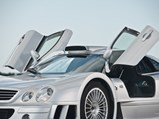 1998 Mercedes-Benz CLK GTR  - $