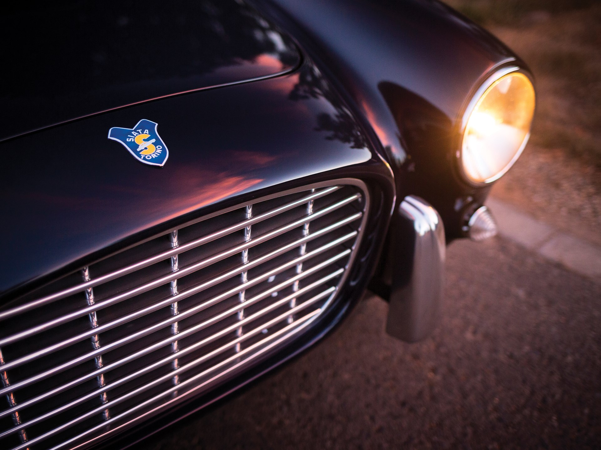 RM Sotheby's - 1954 Siata 208S Spider by Motto | New York