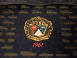 Ford 300-500 Club Tray Tables, 1961 - $