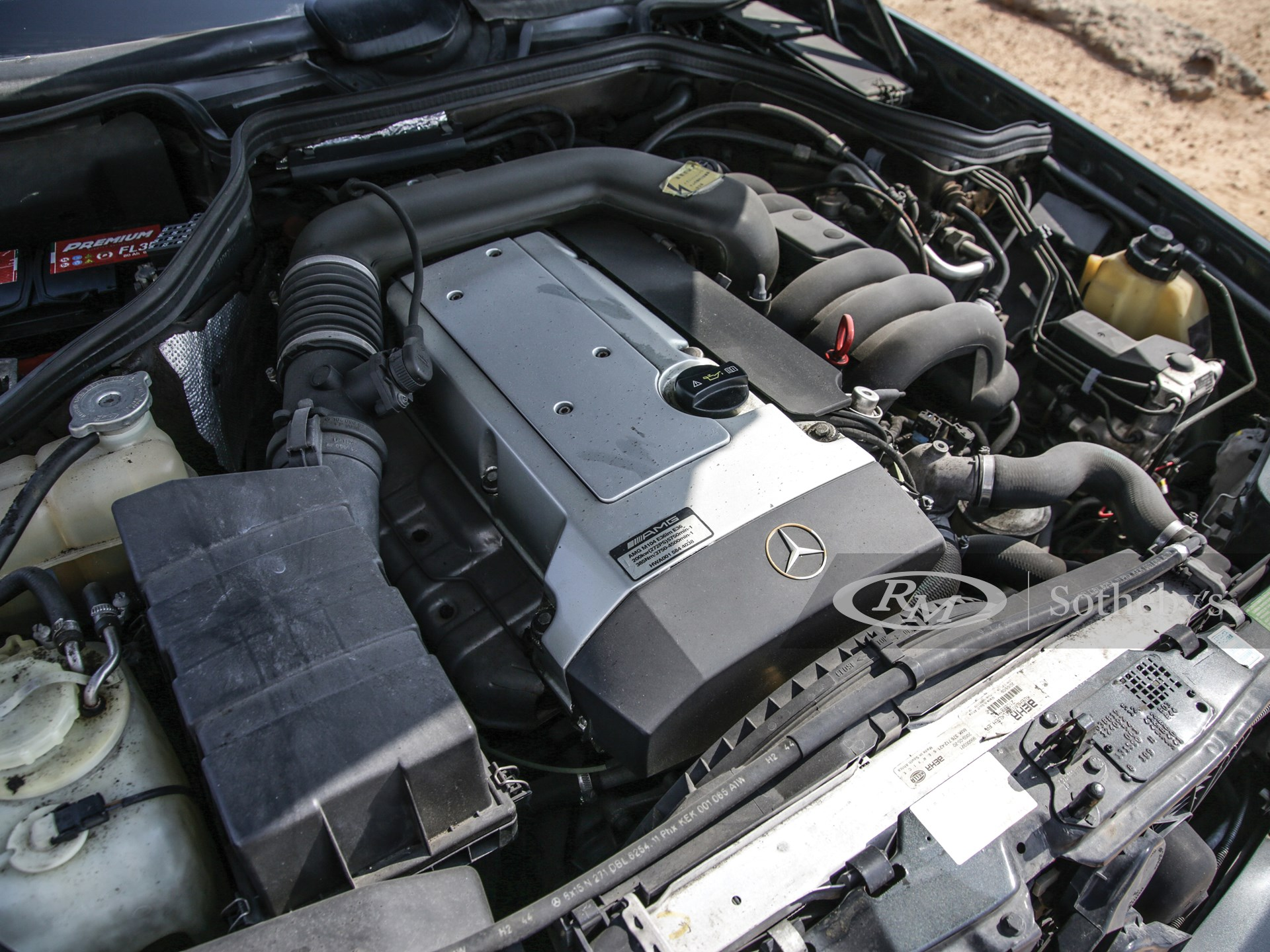 1993 Mercedes-Benz E36 AMG  -