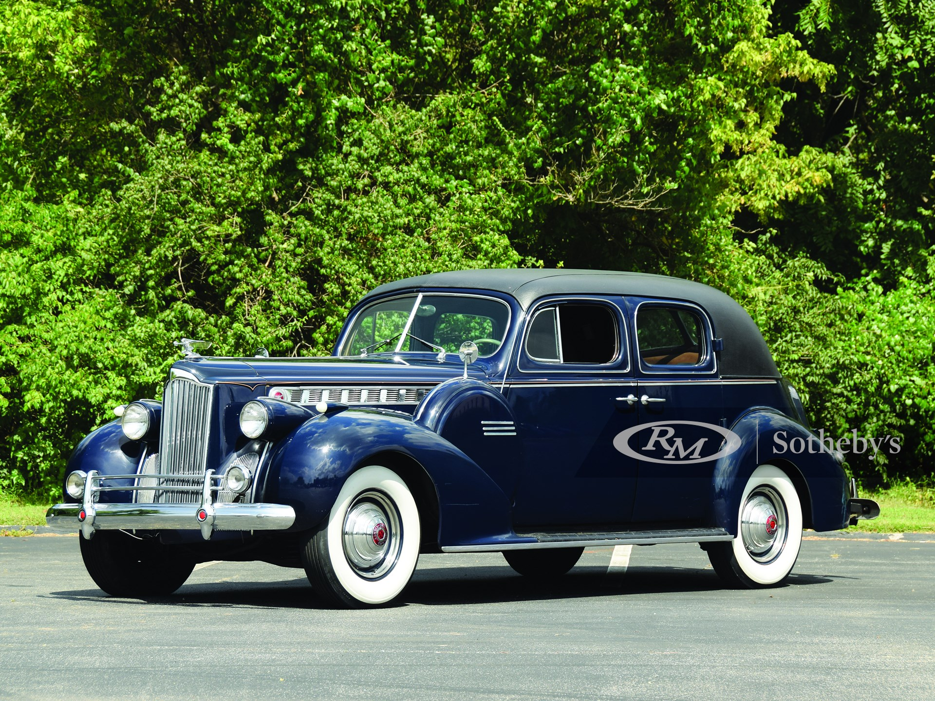 1940 Packard Custom Super Eight One-Eighty