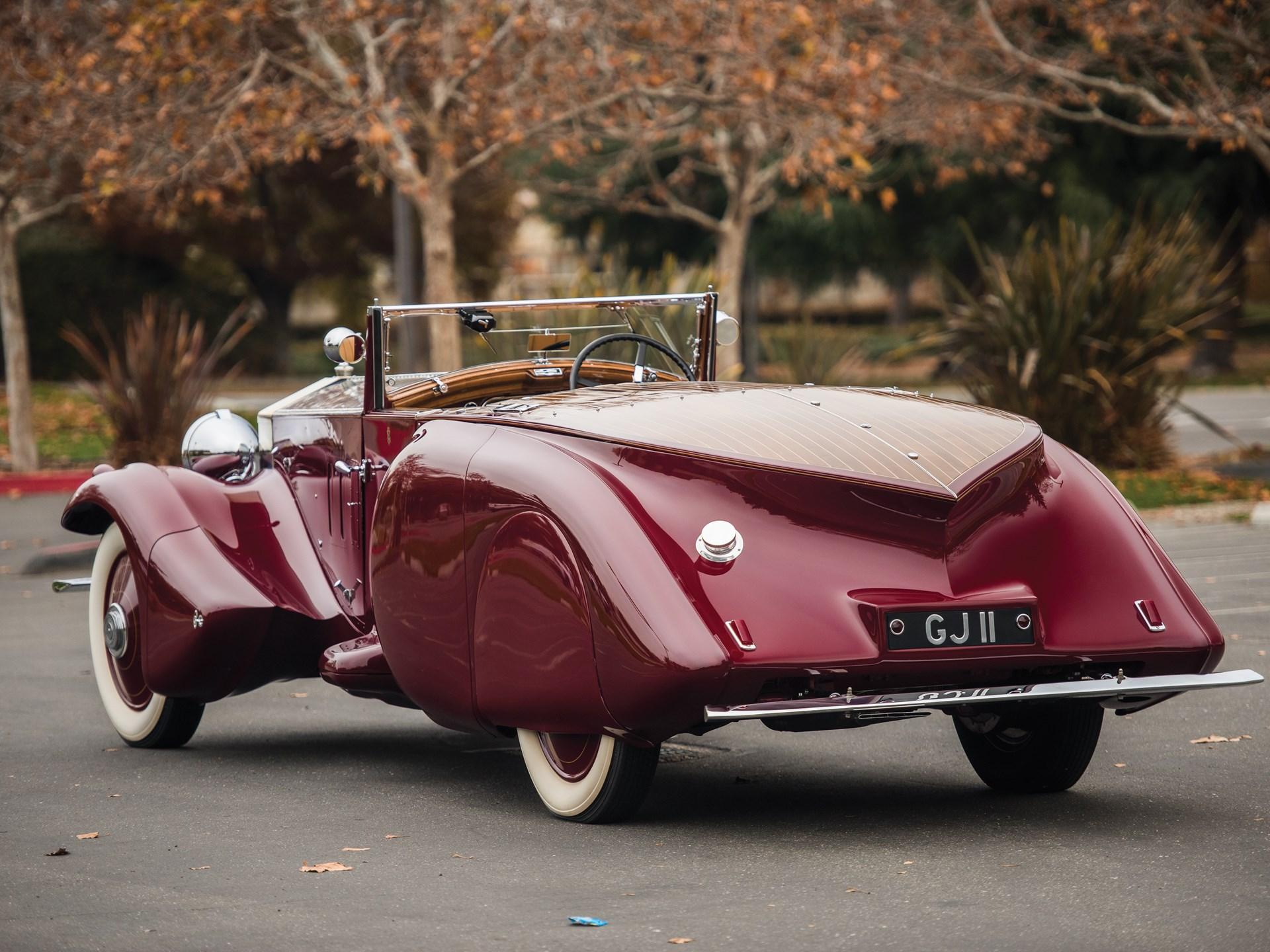 RM Sotheby's - 1930 Rolls-Royce Phantom II Torpedo Sports ...