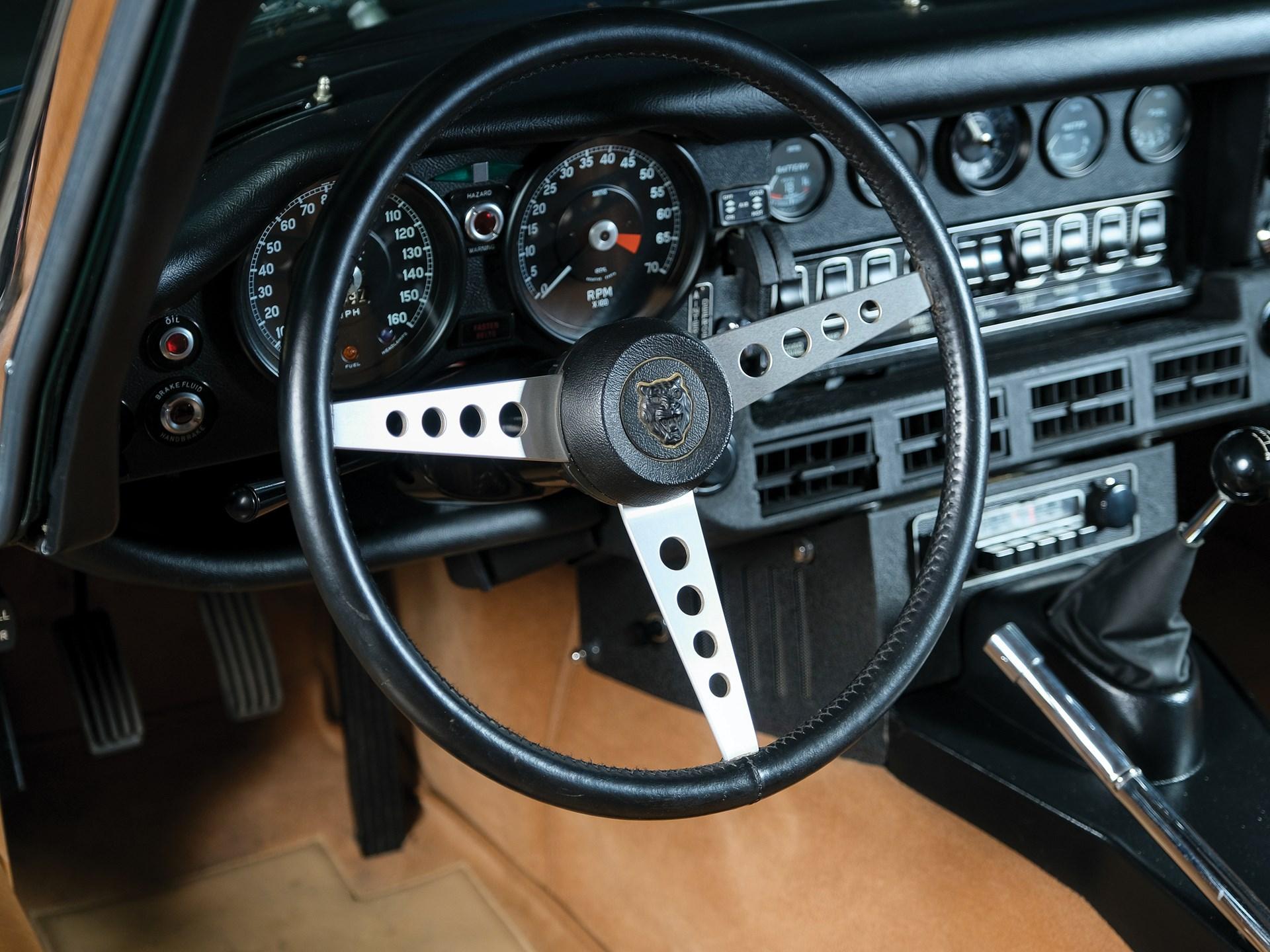1973 Jaguar E-Type Series 3 V-12 Roadster