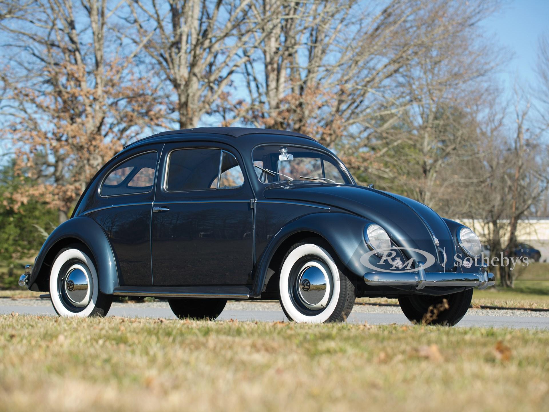 1953 Volkswagen Zwitter Beetle Arizona 2013 Rm Sotheby S