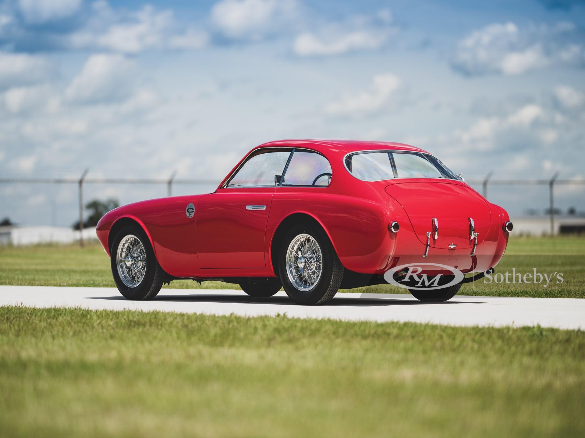 1952 Ferrari 225 S Berlinetta by Vignale -