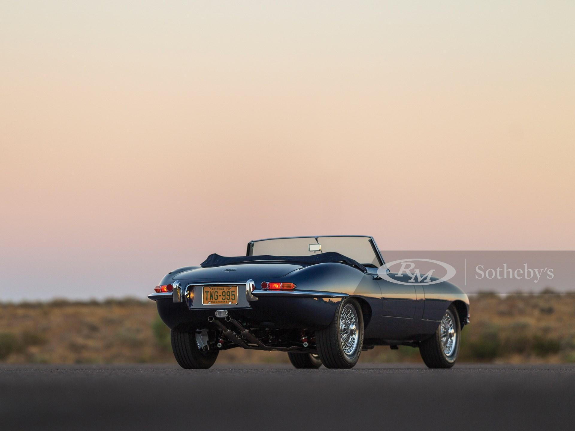 1965 Jaguar E-Type Series 1 4.2-Litre Roadster  -