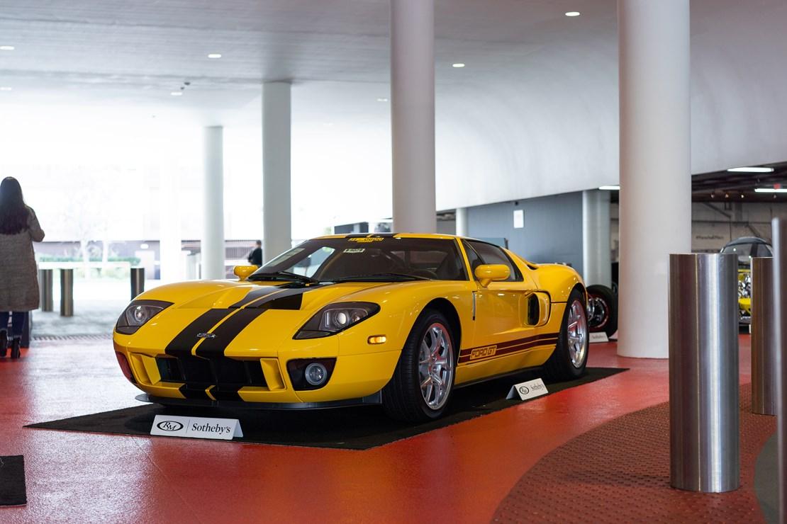 RM Sotheby's - The Petersen Automotive Museum Auction 2018