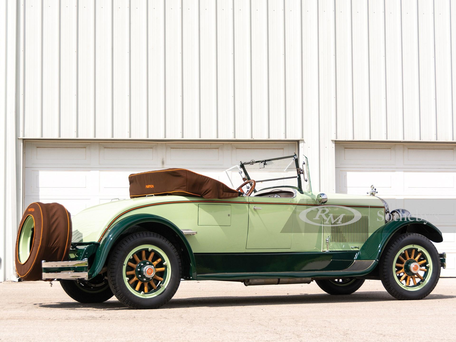1925 Marmon D-74 Roadster  -